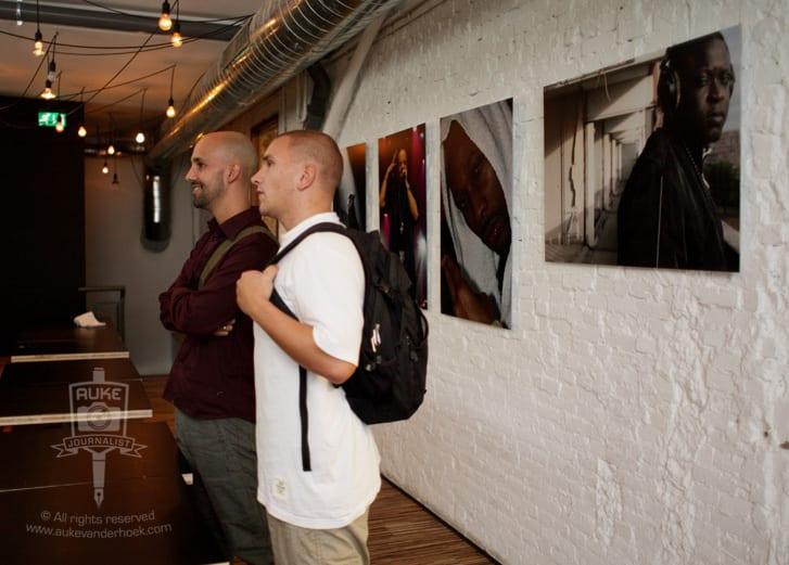 HIJS photo Expo in Watt, Amsterdam XXX Hip Hop