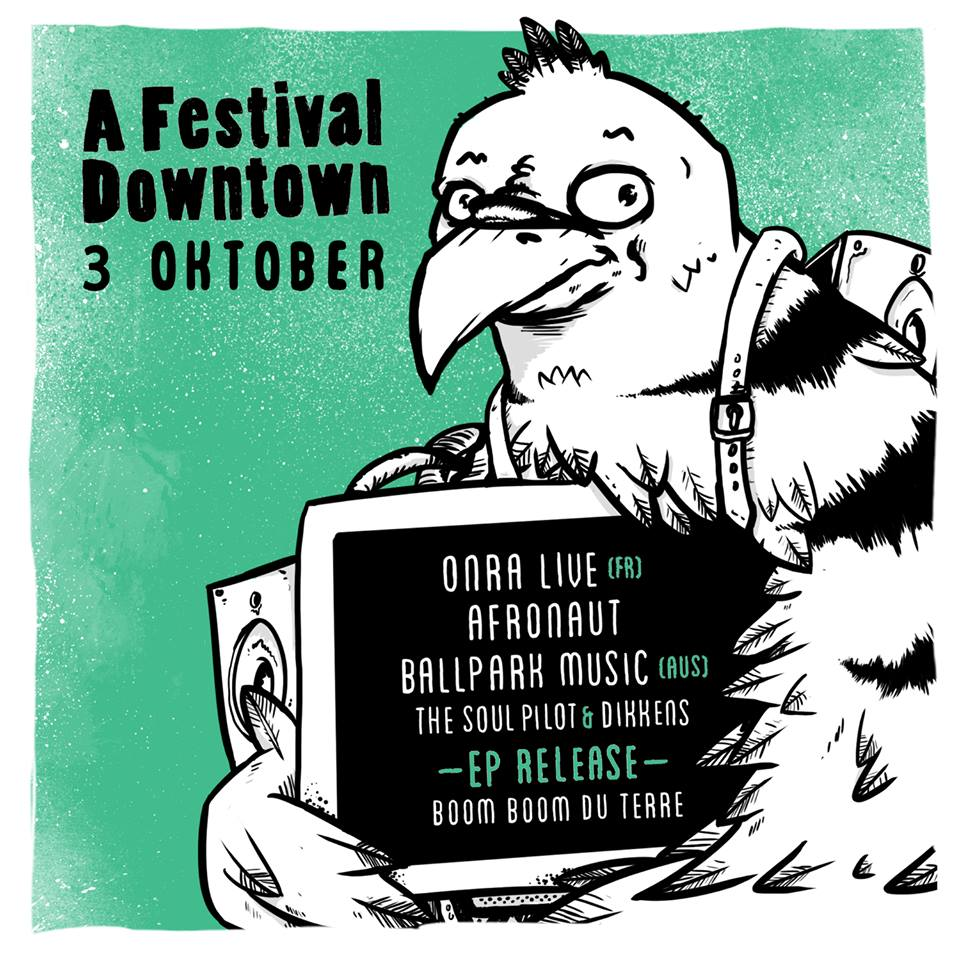 A Festival Downtown Duif 2015 release 1