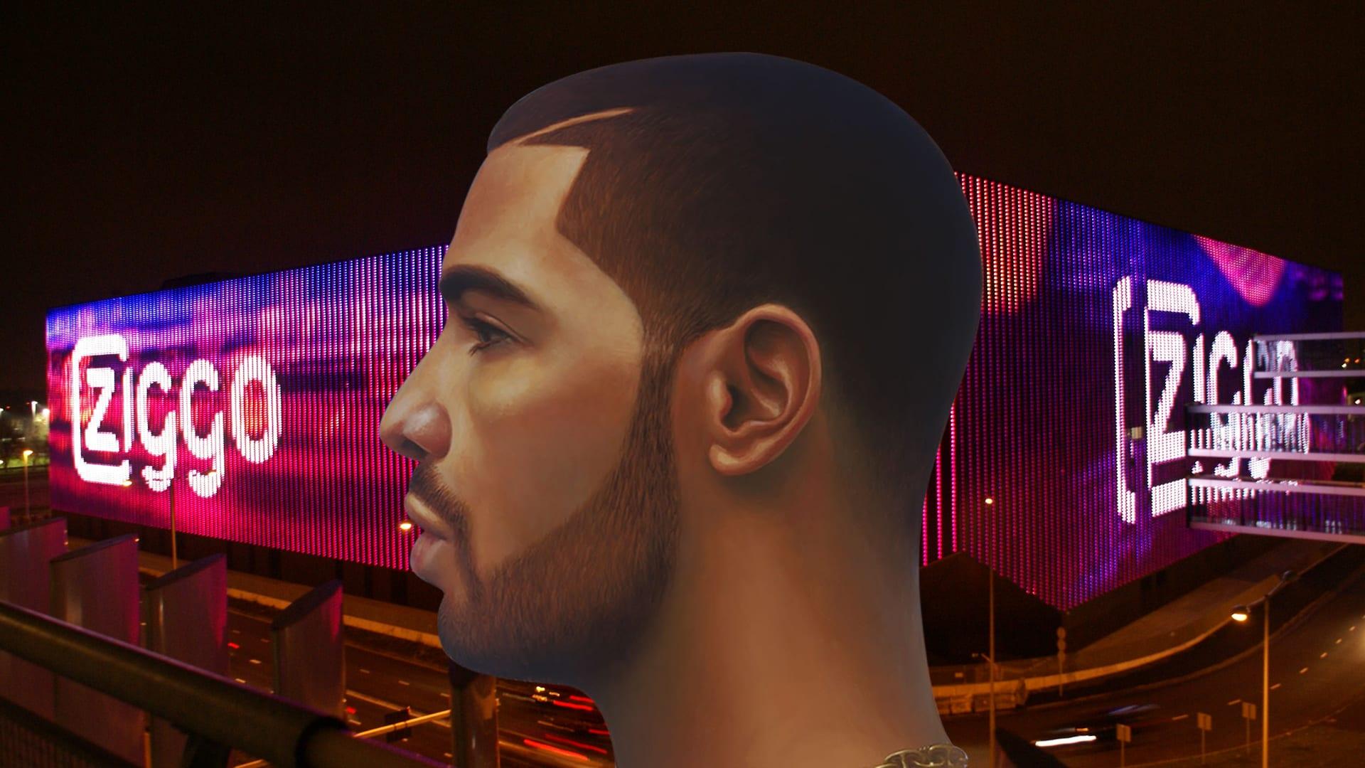 Stel je voor dat dit de setlist van Drake in de Ziggo Dome ...