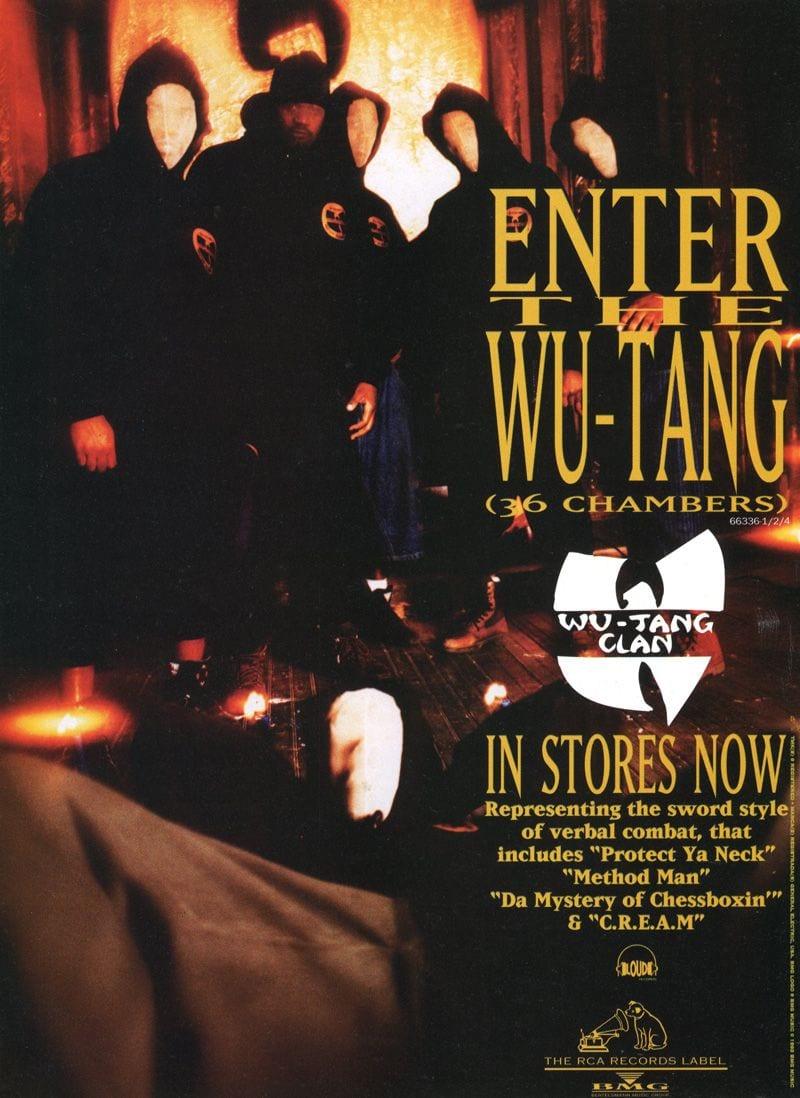 Wu-Tang Clan - 25 Jaar 36 Chambers