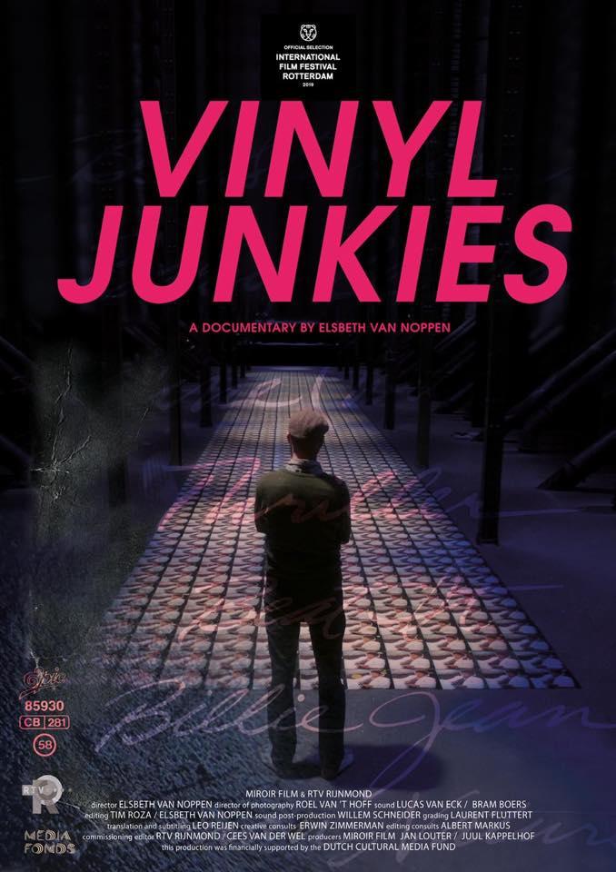 Vinyljunkies | IFFR