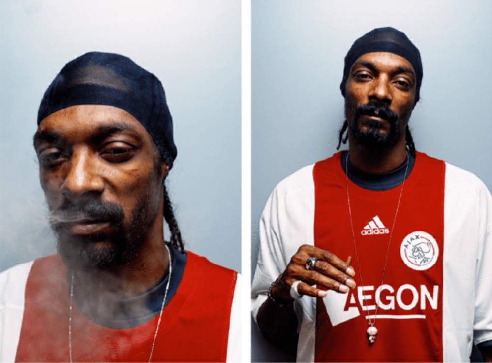 Snoop Dogg x Ilja Meefout