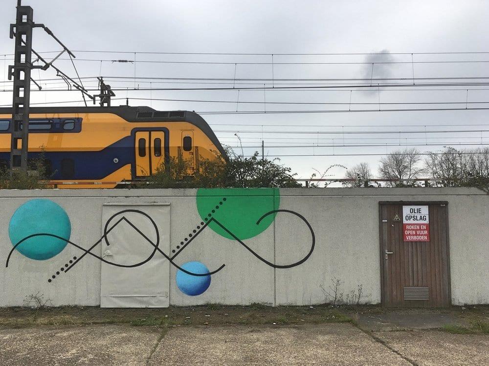 Van Straat naar Gallery | Mick La Rock - Utrecht 2019