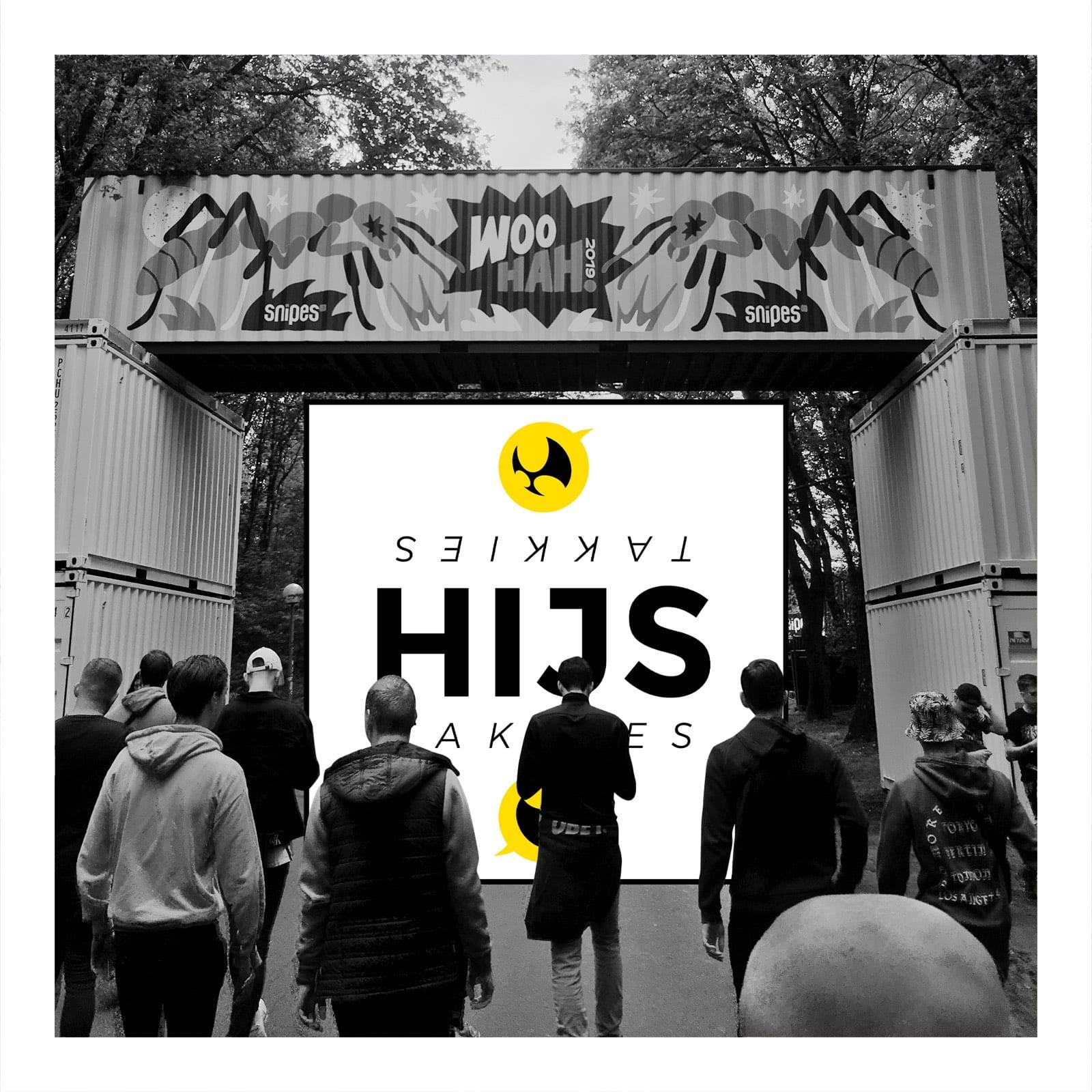 HIJStakkies | Hoe Wild Was WOO HAH? 2019