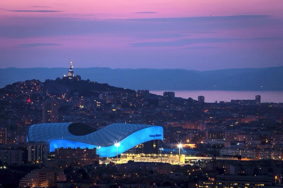 Olympique Marseille - Stade Vélodrome