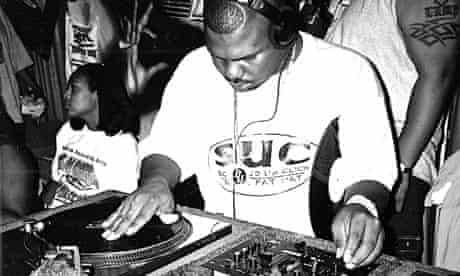 DJ Screw | Foto: Orian Lumpkin