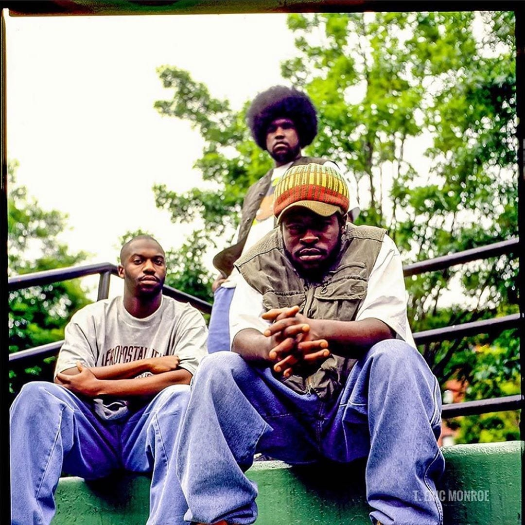The Roots (early days)