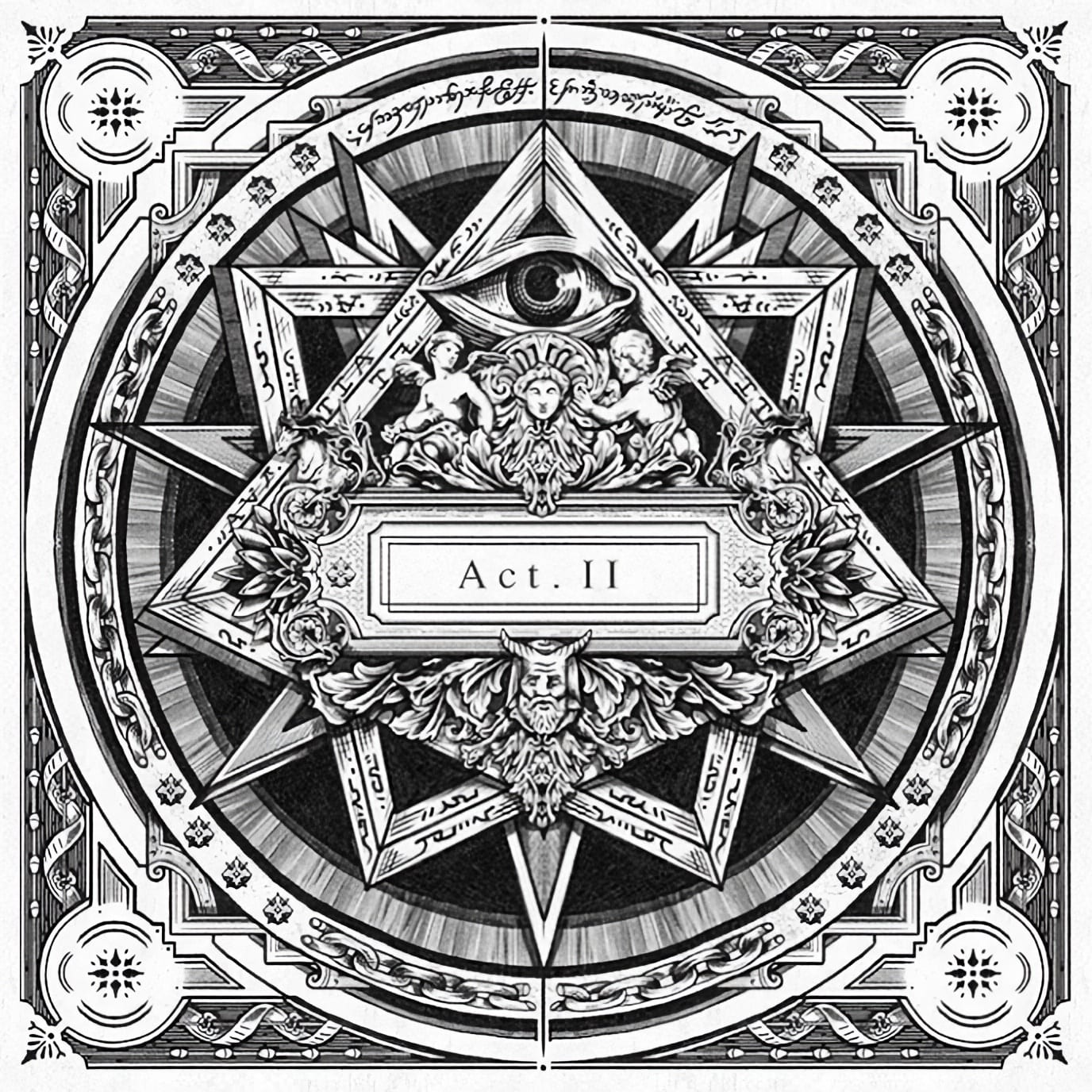 Jay Electronica - Act II: The Patents of Nobility (the Turn)