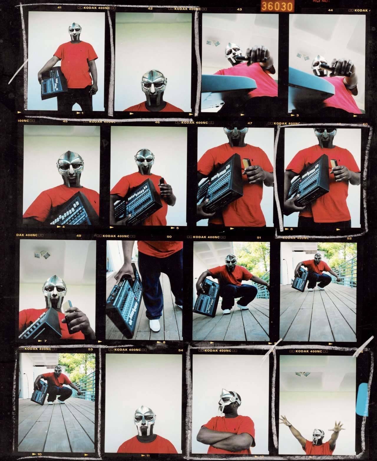 MF DOOM | photos by Eric Coleman