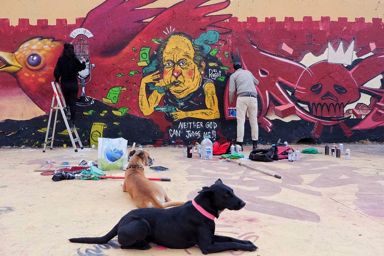 Photo: Fer Alcalá | Art: Anton-Seoane-_-El-Rughi-_-Magia-Trece-_-Doctor-Toy