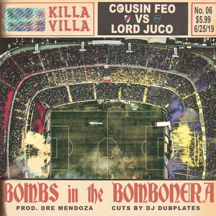 Death at the Derby   Bombs in the Bombonera