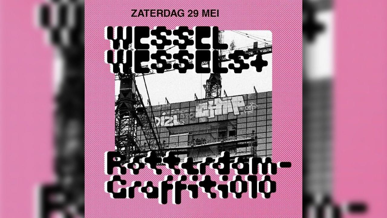 Kladmuur - Rotterdam Graffiti010