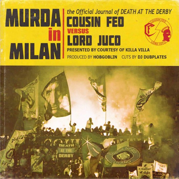 Death at the Derby   Murda in Milan