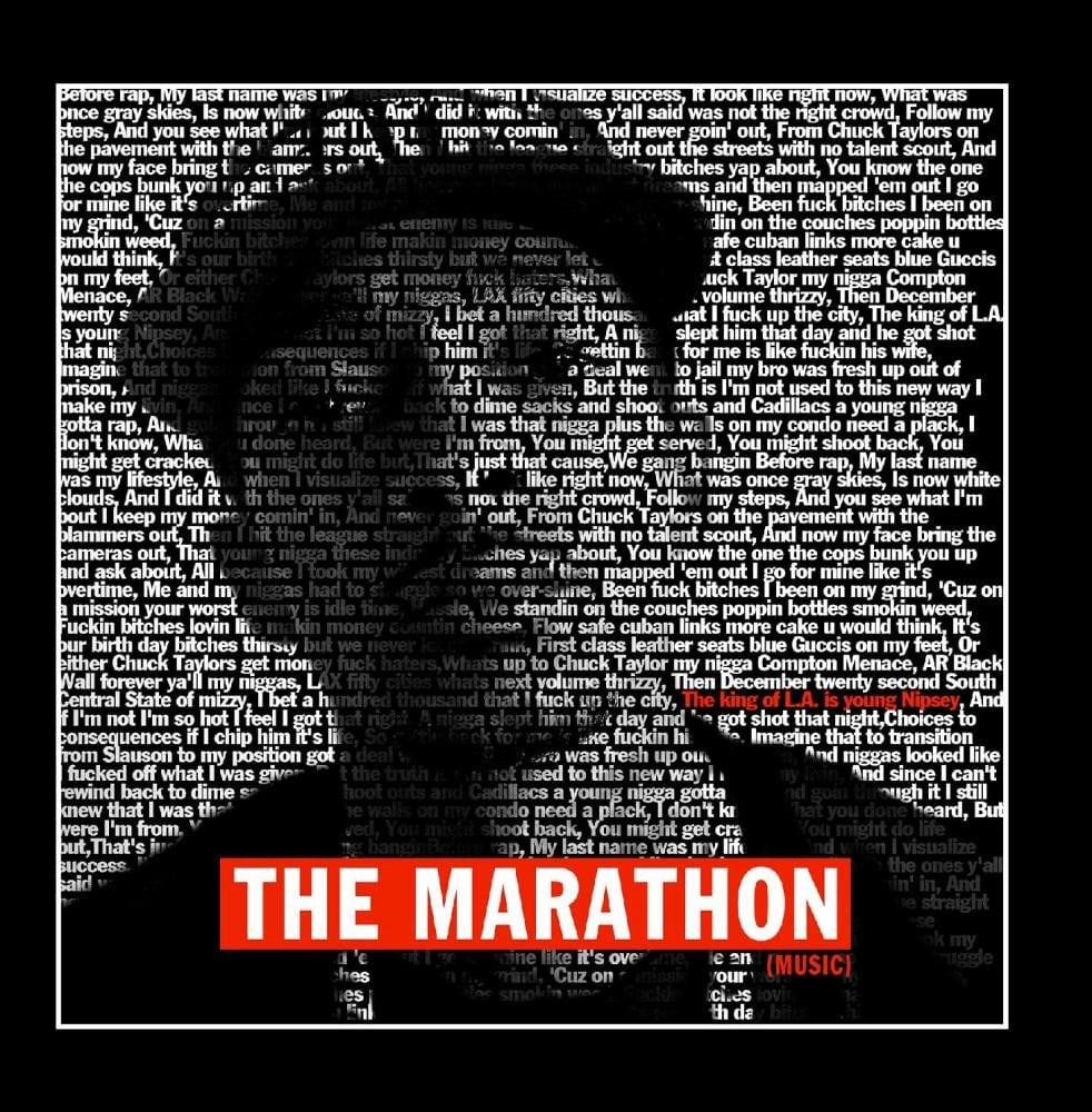 Nipsey Hussle - The Marathon